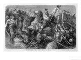 Belisarius Occupies Rome Giclée-Druck von Hermann Vogel