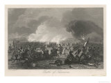 Wellington Decisively Defeats the French Under Marmont Giclee Print by J.t. Willmore