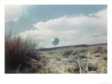 UFO Whose Occupants Talked with Paul Villa Premium Giclee Print by Paul Villa