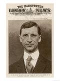 Eamonn de Valera Irish Statesman Giclee Print