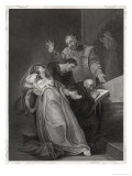 Elizabeth Barton Giclee Print by A. Tresham