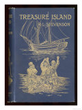 Treasure Island, Cover of the 1899 Edition Giclee Print
