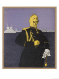 Wilhelm II German Ruler Between June 1888 and November 1918 Giclee Print