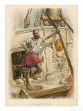 An Elizabethan Sailor Giclee Print by W.c. Symons