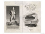 Title Page from the 1815 Edition of Gulliver&#39;s Travels Giclee Print