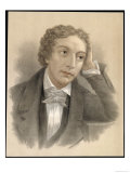 John Keats English Poet Giclee Print