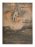 The Angel of Mons Depicted on the Cover of a Valse by Paul Paree Giclee Print