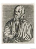 Ibn Sina Known in the West as Avicenna Islamic Scientist and Philosopher Giclee Print by Andre Thevet