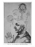 The Mystery of the Human Head Digitálně vytištěná reprodukce