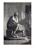 Aristotle Greek Philosopher Premium Giclee Print
