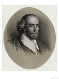 William Shakespeare Playwright and Poet Giclee Print by Trautschold