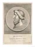 Archytas of Tarentum Greek Philosopher Scientist and Soldier Follower of Pythagoras Giclee Print