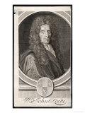 John Locke Philosopher Giclee Print