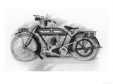 An Unnamed Bsa Model Giclee Print