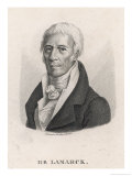 Jean-Baptiste-Pierre-Antoine de Monet de Lamarck French Naturalist Giclee Print by Ambroise Tardieu