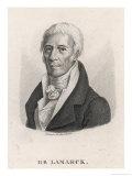 Jean-Baptiste-Pierre-Antoine de Monet de Lamarck French Naturalist Giclee Print by Ambroise Tardieu
