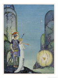 Medea Daughter of Aeetes King of Colchis Giclee Print by Virginia Frances Sterrett