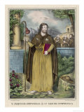 Saint James the Great Christian Apostle in Spain Giclee Print