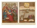 Joan of Arc Portrayed Giclee Print
