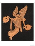 The Greek Goddess of the Dawn Known to the Romans as Aurora Giclee Print