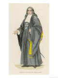 Chevalier Grand-Croix of the Order of Malta St. John of Jerusalem Giclee Print by Abbe Thiron
