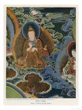 Asoka Ruler of India Buddhist Noted for His Edicts Giclee Print