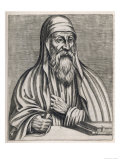 Origen Christian Writer and Teacher One of the Greek Fathers of the Church Giclee Print