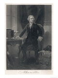 Alexander Hamilton American Statesman Giclee Print