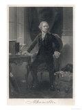 Alexander Hamilton American Statesman Giclee Print