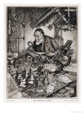 The Ideal Scientist Giclee Print by Edmund J. Sullivan