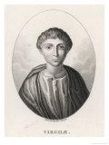 Virgil Roman Writer Giclee Print by Ambroise Tardieu