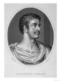 Gaius Julius Caesar Augustus Giclee Print