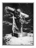One of Wilhelm Reich's Weather-Influencing Devices Giclee Print