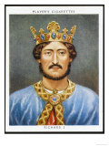 Richard I the Lionheart Reigned 1189-1199 Giclee Print
