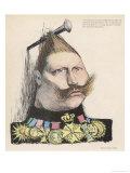 Wilhelm II German Emperor Giclee Print by Jean Veber