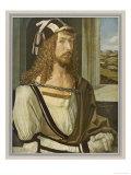 Albrecht Durer German Artist and Engraver Giclee Print by Albrecht Dürer