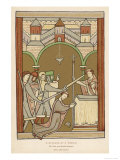 Thomas A. Becket, The Archbishop of Canterbury Giclee Print
