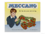 "Catalogue for ""Meccano"" the Best of All Construction Toys Giclee Print"
