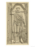 Flavius Aetius Roman Commander in the West Notable for His Defeat of Attila and the Huns Giclee Print