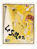 Poster for le Sillon Belgium Giclee Print by Fernand Toussaint