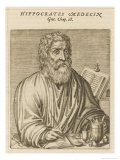 Hippocrates Greek Medical Giclee Print by Andre Thevet