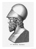 Themistocles Athenian Military Commander and Statesman Giclée-Druck von L. Visconti