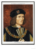 King Richard III of England Reigned 1483-1485 Giclee Print