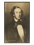 Felix Mendelssohn the German Composer Giclee Print