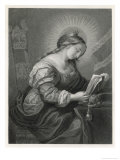 St. Margaret of Scotland Giclee Print by G. Stodart