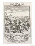 Battle of Edgehill Giclee Print by Jessie Willcox-Smith