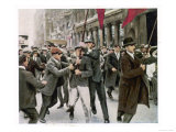 General Strike 1926 Reproduction procédé giclée