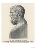 Solon Greek Statesman and Lawgiver Giclée-Premiumdruck von L. Visconti