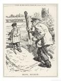 Bravo Belgium! Giclee Print by F.h. Townsend