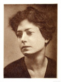 Dorothy Parker American Writer Giclee Print